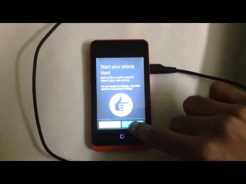 How you can Upgrade your Geeksphone Keon to Firefox OS v1.2