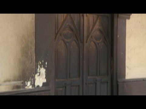 Nuevo ataque a iglesia católica en Chile tras visita del papa