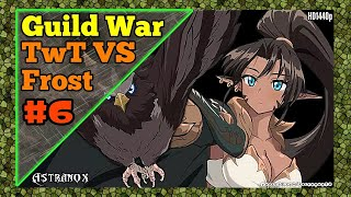 EPIC SEVEN Guild Wars PVP #6 [God Axe Kise Angelica Bellona Kluri Cidd Diene] Gameplay (Epic 7 GW)