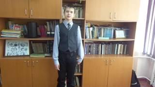 Страна читающая — Жданов Иван читает произведение «Любопытный» И. А. Крылова