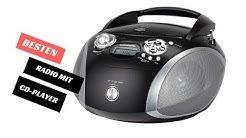 Die Besten Radio mit CD Player Test 2020
