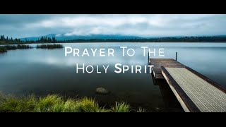 Image of Prayer To The Holy Spirit HD video