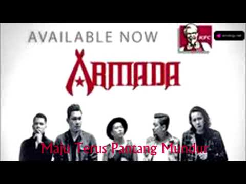 Armada - Full album Maju Terus Pantang Mundur (Audio)
