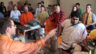 2 Пандит Чандра Шарма Самаведула. Mahashivaratri 2012