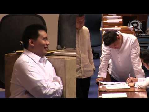 Young legislators take on Congress
