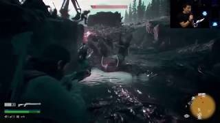 Days Gone PS4 Gameplay Tokyo Game Show 2018