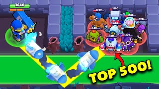 TOP 500 FUNNIEST MOMENTS in BRAWL STARS #279