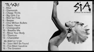Sia - Nostalgic For The Present Tour Album (Preview+Download)