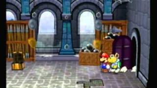 Paper Mario; The Thousand Year Door: Complete Shine Sprite Guide