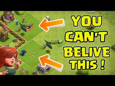 😱 Townhall 3 Player has Pekka & Dragon in Armycamp ! How is it possible !? Clash of Clans