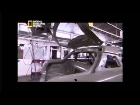 Mega Fabrikalar Mini Cooper National Geographic Türkçe Belgesel
