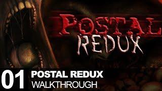 Postal Redux Gameplay Walkthrough Lets Play PC PS4