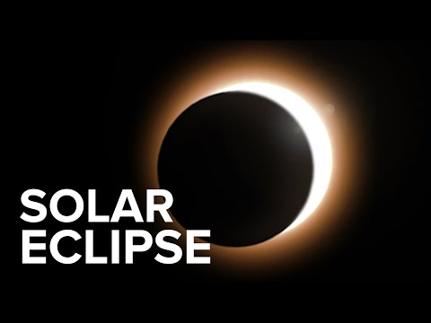 What Was It Like During The Last Solar Eclipse In The US?
