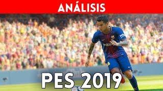 Analisis PES 2019 en PS4 - Pro Evolution Soccer vuelve A LO GRANDE - Gameplay español