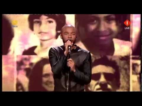 Eurovision 2012 - Netherlands NF - Ivan Peroti - Take Me As I Am