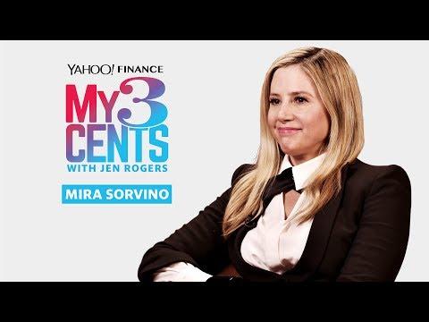 Oscar Winner Mira Sorvino Talks Hollywood, Investing And Harvey Weinstein