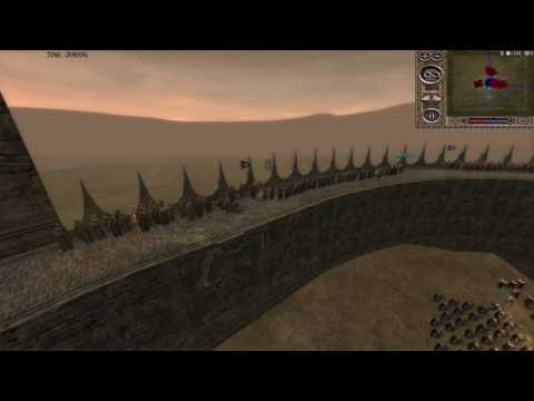 --DOL GULDUR SIEGE-- Aggressive Good vs Evil Citadel Defense