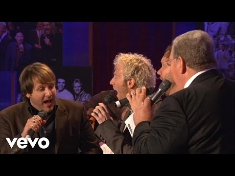 Buddy Mullins, Marshall Hall, David Phelps, Lee Young - He Touched Me [Live]