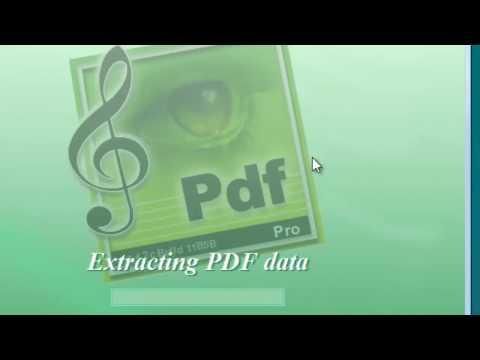 How to Convert PDF TO MIDI (easy way)
