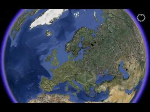 google maps. Europe/Groningen/Hanze