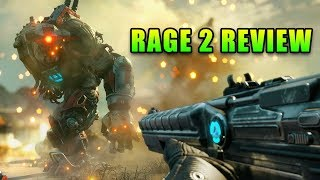 Will Rage 2 Make You Rage? Full Review (some spoilers!)