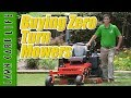 How I Find and Buy Zero Turn Mowers at Great Prices