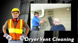 Air Duct Cleaning Balch Springs | 972-512-0233 | Dryer Vent Repair