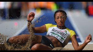 Leichtathletik-EM: Mihambo im Weitsprung-Finale