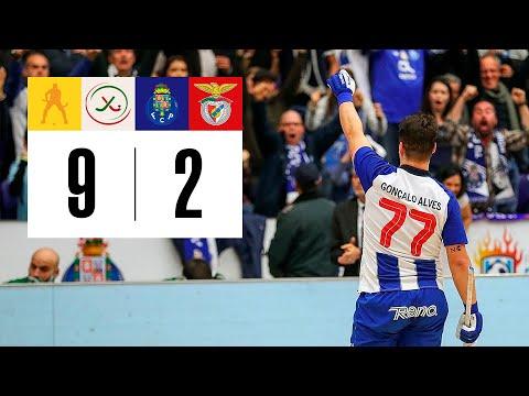 Resum Del FC Porto 9-2 SL Benfica