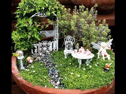 30 Fairy Garden Ideas For Kids - YouTube