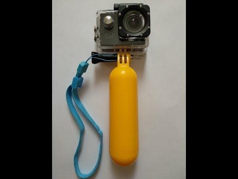 Ручка поплавок для экшн камеры из Китая с AliExpress для Action Camera GoPro Xiaomi Yi SjCAM SJ4000