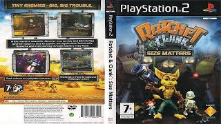 ratchet and clank size matters cutscenes