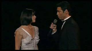 We Kiss in a Shadow - Mario Frangoulis & Deborah Myers