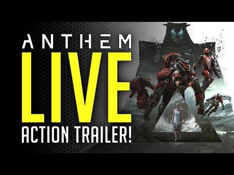 Anthem | LIVE ACTION TRAILER! New Neill Blomkamp Live-Action Short Film!