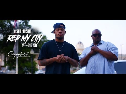 Mista Monsta -Rep My City Ft-Big Ed (Official Music Video)