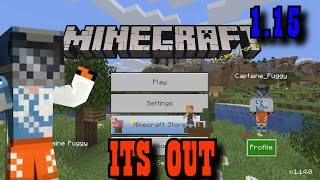 Minecraft Playstation 4 The 1.15 update is out! (Bedrock on PS4)