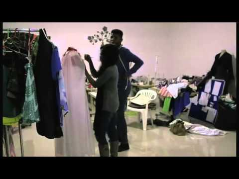 vuzu.tv: Dineos Diary - Tale of the white dress