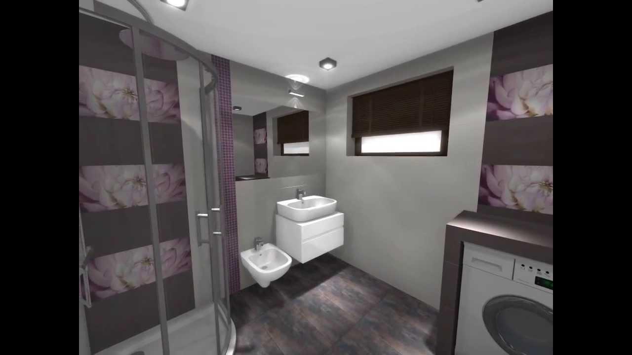 Aranżacja łazienki Paradyż Sorenta Glazura Ekspert Salon łazienek