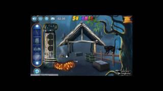 Escape Game: Halloween Horror 2 Walkthrough