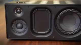 First look at Sony's SRS-X9 high-res network speaker