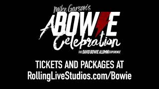 A Bowie Celebration - January 8th, 2021 - Just For One Day!