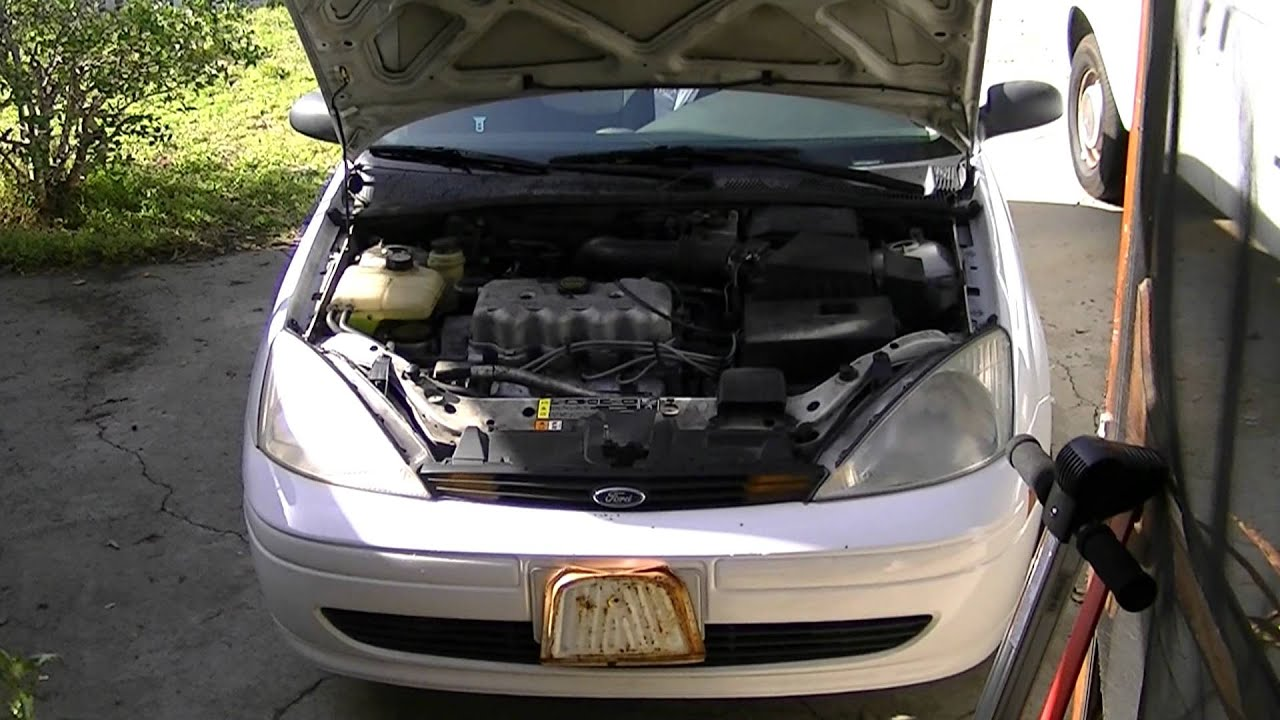 Engine Diagram Ford Focus 2012 4 Cylinder Trusted Wiring 2004 Buying A Used Warning Youtube Motor Mounts