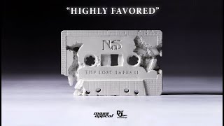 Nas - Highly Favored (Prod. by RZA) [HQ Audio]