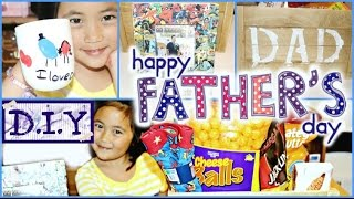 fathers day diy gift ideas kids friendly 2015