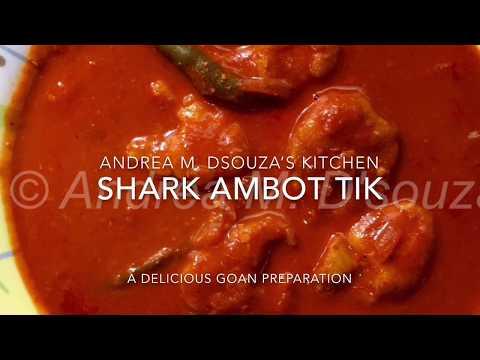 GOAN SHARK AMBOT TIK
