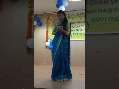 Bangalore Onam celebration|| kcm&s| onam special songs|| Alana from pharmacy