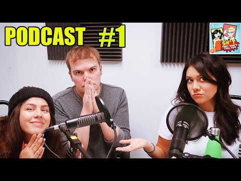 We Started a Podcast!!!