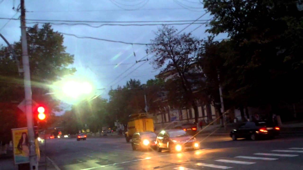 Alarma falsă de incendiu în centrul capitalei