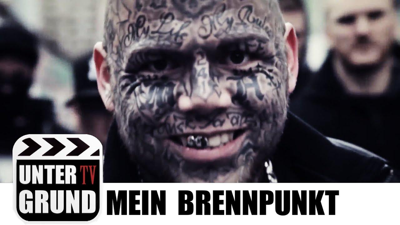 Mein Brennpunkt Nr 05 Daniel Gun Gorillas Mit Knast Tattoos