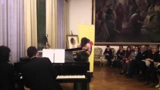 3° Concorso europeo di esecuzione musicale Jacopo Napoli -  Mary Catherine Wakeman, soprano
